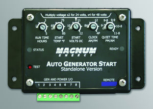 Auto Generator Start – Network (ME-AGS-N)