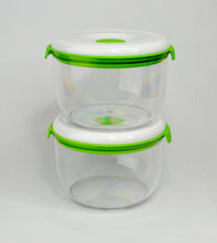 Load image into Gallery viewer, FOSA Vacuum Food Storage - Madrid Collection - Additional Container Set - 2 x 850 ml (Item No. MC20850)