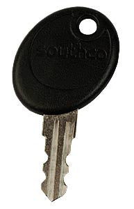 Battery Enclosure Key
