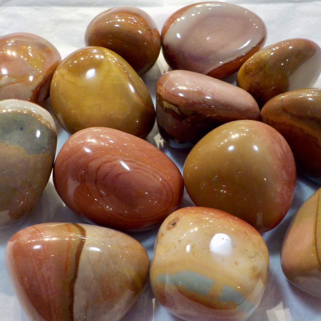 Polychrome Jasper Tumbled - 5.99