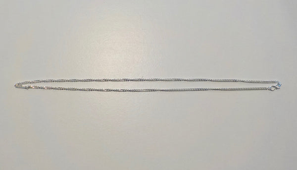 Silver Colour Metal Chain - 0.99