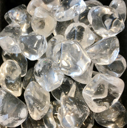 Clear Quartz Tumbled - 2.50