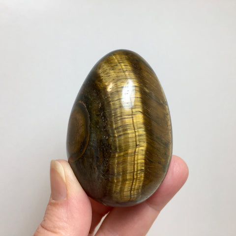 Tiger Eye Egg - 49.99