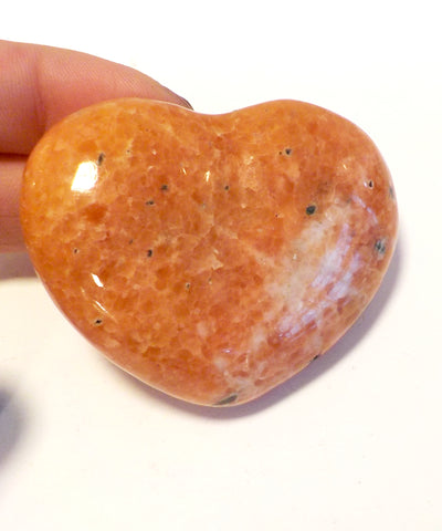 Calcite Heart - 21.99