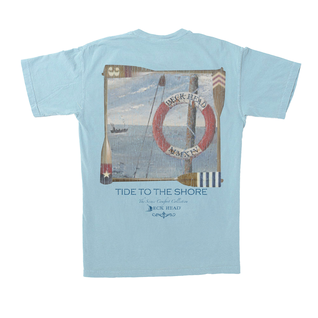 Tide To The Shore - Chambray