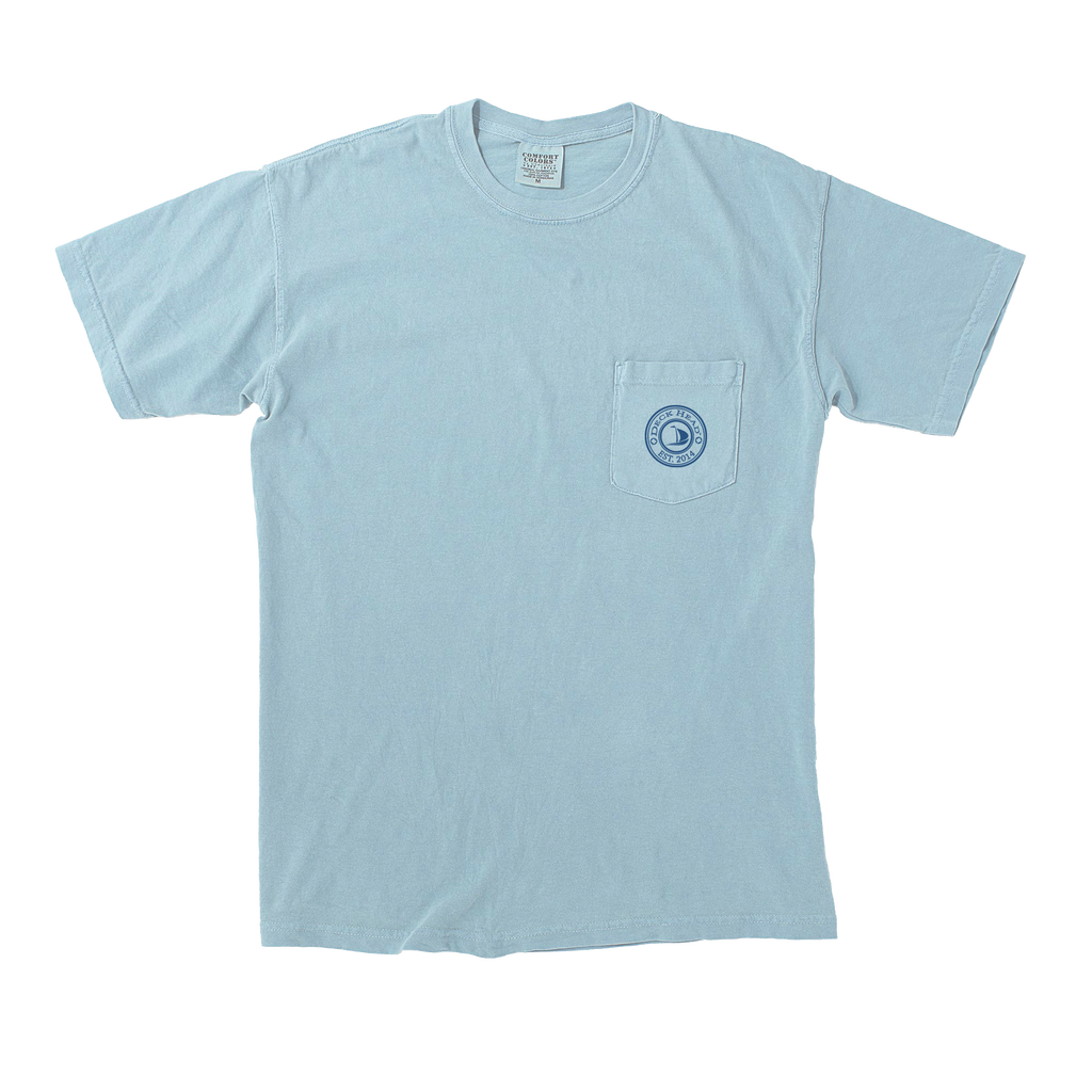 Let Freedom Sail - Chambray