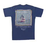 Let Freedom Sail - Midnight