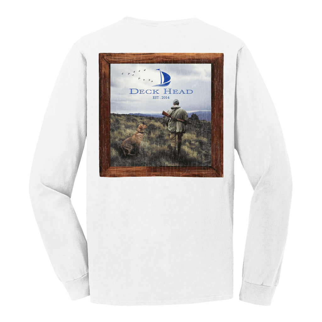 Hunting Pocket Long Sleeve Shirt