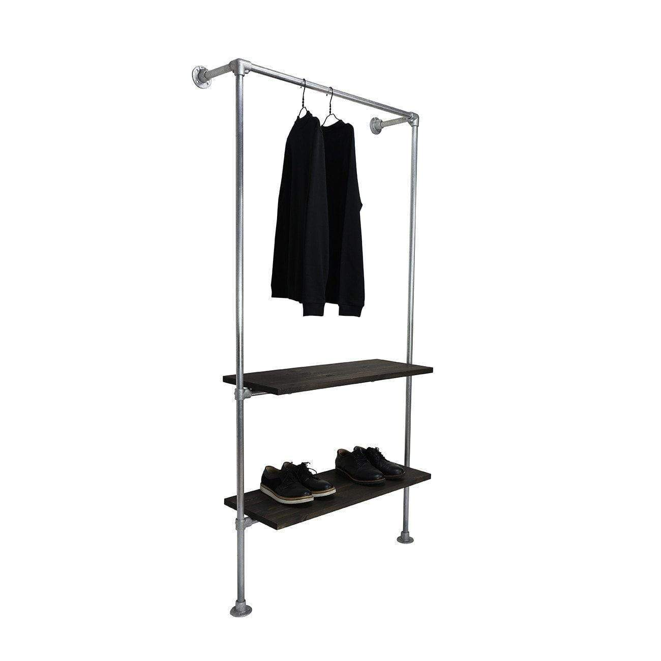 NEW IN: Wall-mounted racks