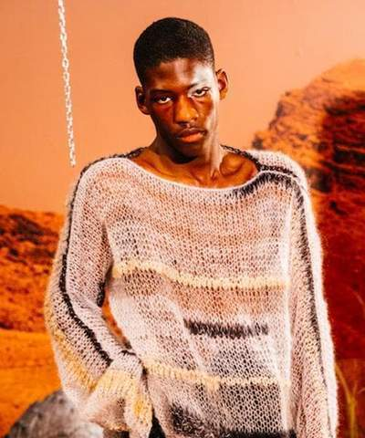 Astrid Andersens SS19 collection - London Fashion Week Men