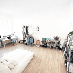 Ebba Zingmark's room tour