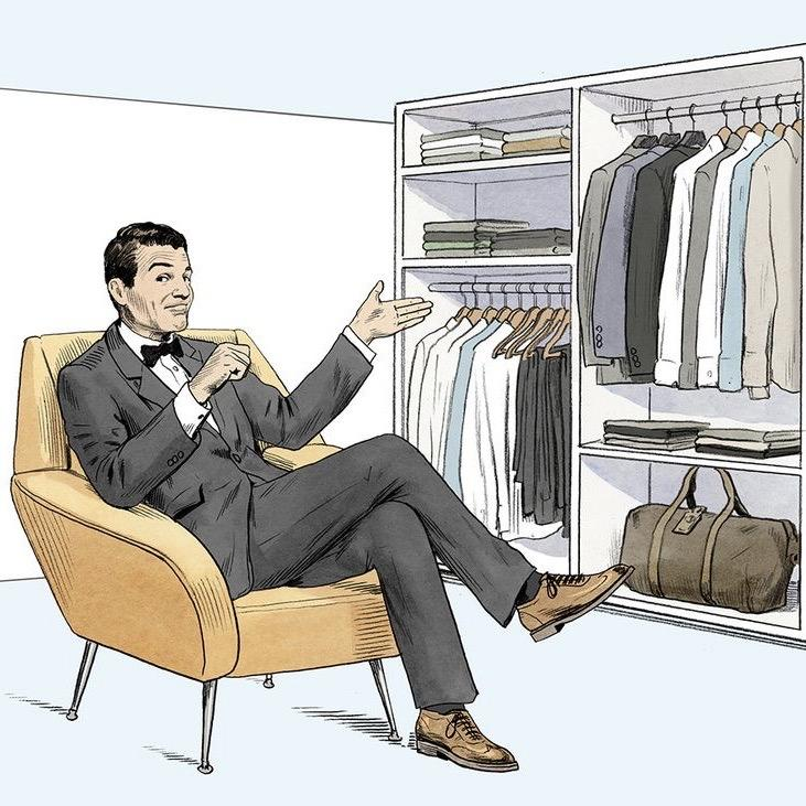 10 TIPS FOR A WELL-ORGANIZED CLOSET