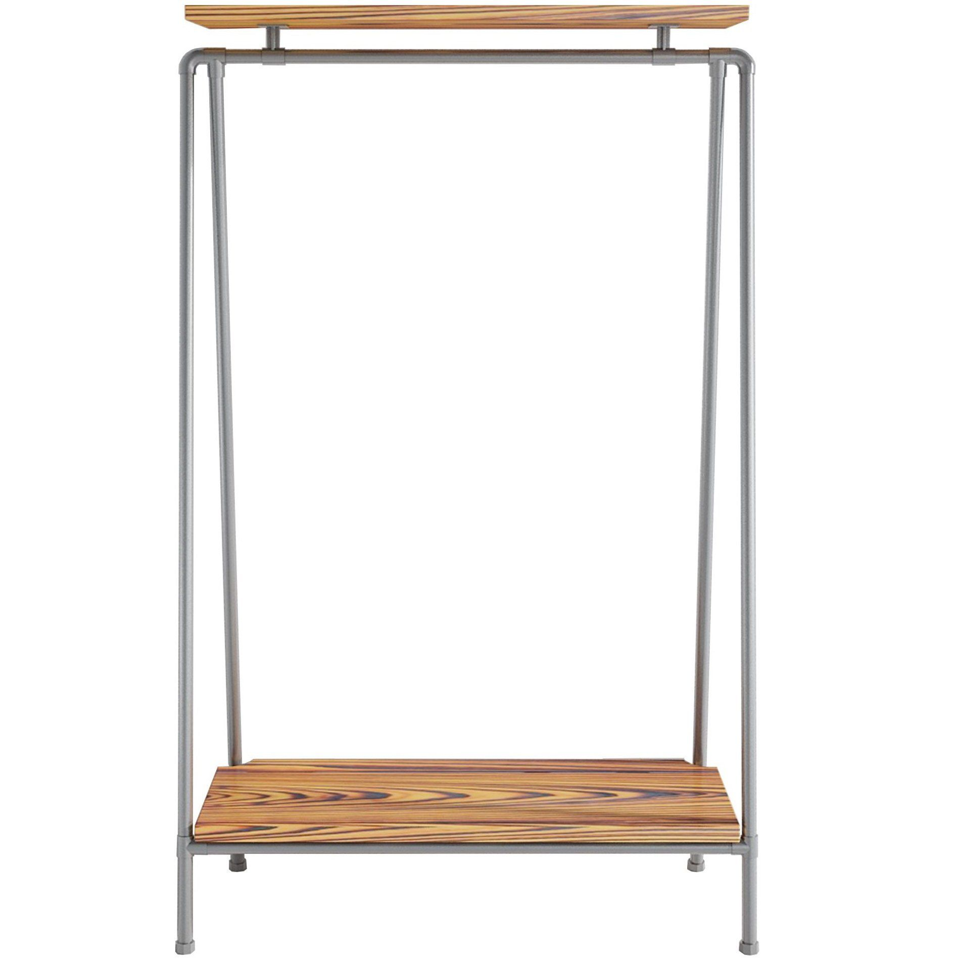 Swing Double Clothes Rail
