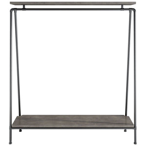 Swing Double Clothes Rail - Ziito