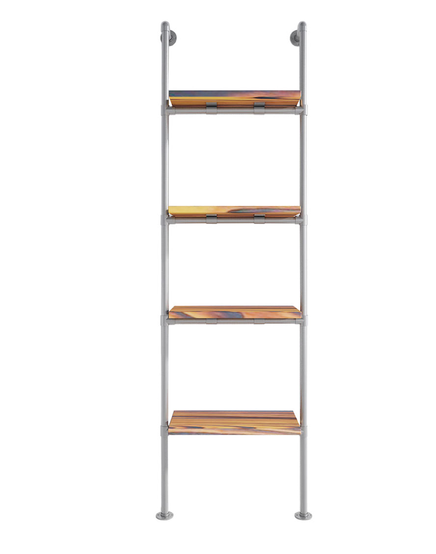 Ziito Shelving system that mounts to the wall
