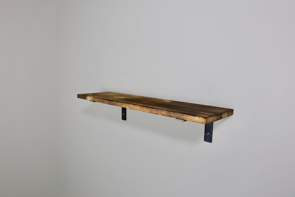 Wood Shelf // UNI bracket