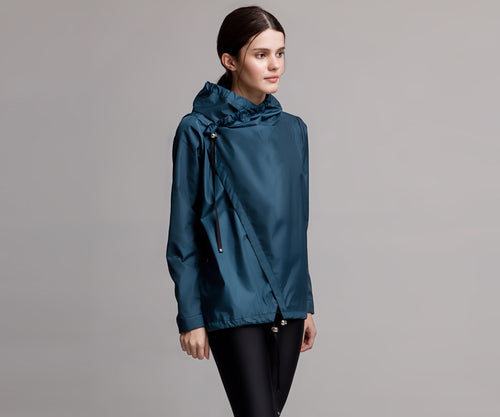FLARE PONCHO