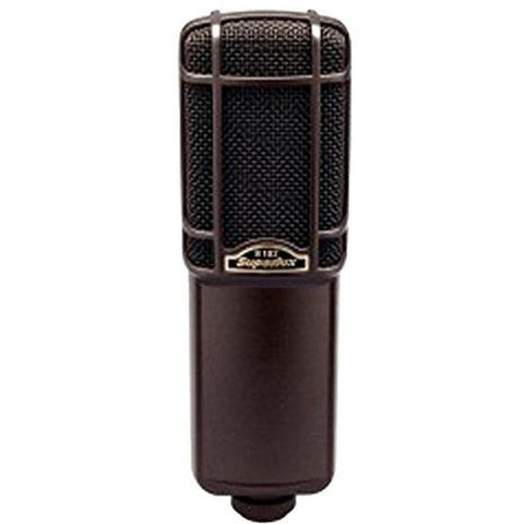 Superlux R102 Ribbon Microphone With Mount, Black Grille