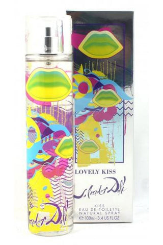 Salvador Dali Lovely Kiss 3.4 Edt Sp For Women