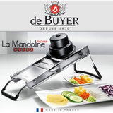 de Buyer Mandoline Ultra Model No. 2012.00