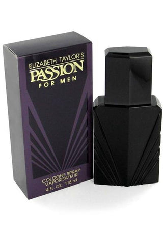 Passion 4 Oz Cologne Sp For Men