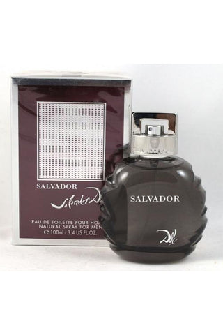 Salvador By Salvador Dali 3.4 Edt Sp For Men