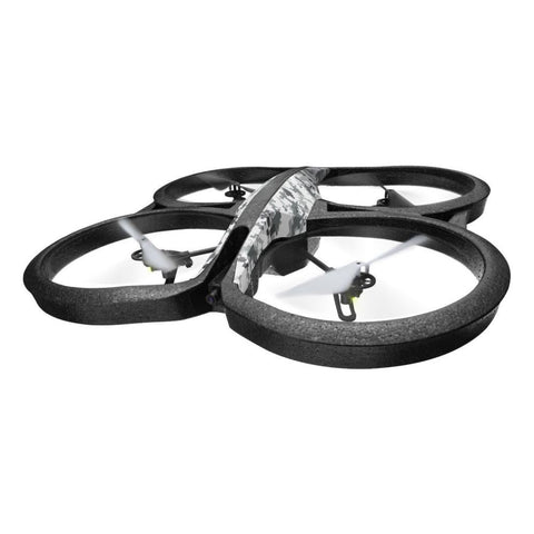 Parrot PF721801 AR. Drone 2.0 Elite Edition, Snow