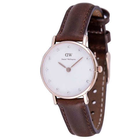 Daniel Wellington St. Andrews 0900DW Womens Rosegold Watch
