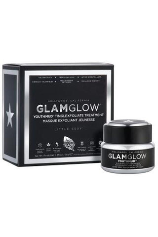 Glamglow Little Sexy Youth Mud Tinglexfoliate Treatment 0.5 Oz