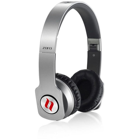 Noontec Zoro On-Ear Headphone, Silver