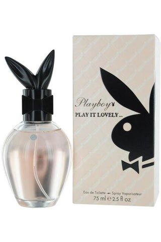 Playboy Play It Lovely 2.5 Edt Sp For Women