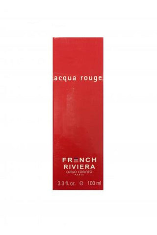 Carlo Corinto French Riviera Acqua Rouge 3.4 Edt Sp For Women