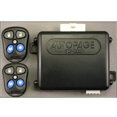 Auto Page RS603A Remote Car Starter