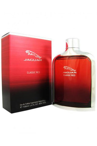Jaguar Classic Red 3.4 Edt Sp For Men