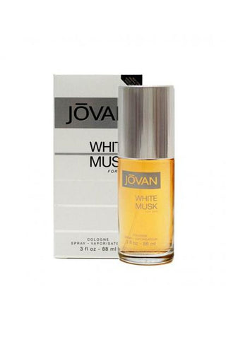 Jovan White Musk 3 Oz Col Sp For Men