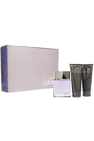 Sean John I Am King 3 Pcs Set For Men: 3.4 Sp