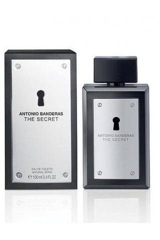 Antonio Banderas The Secret 3.4 Edt Sp For Men