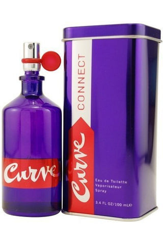 Curve Connect 3.4 Edt Sp For Women