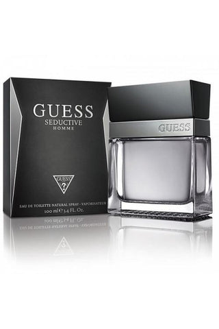 Guess Seductive 3.4 Edt Sp For Men
