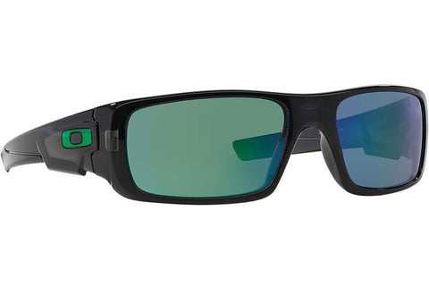 Oakley OO9239-02 Crankshaft Men's Sunglasses, Black Ink Frame, Jade Iridium Polarized 60mm Lenses