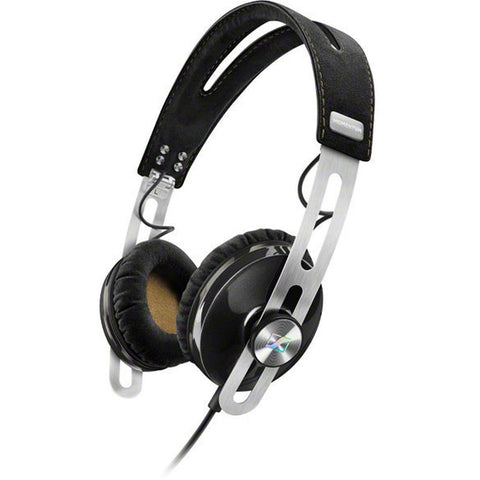 Sennheiser Momentum M2 OEi On-Ear Headphones, iOS Version, Black