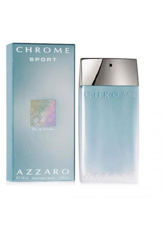 Azzaro Chrome Sport 3.4 Edt Sp