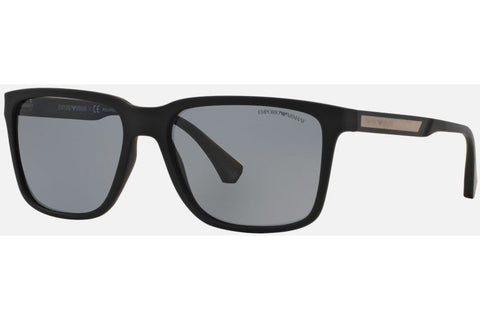 Emporio Armani EA4047 Sunglasses, 56mm Lenses