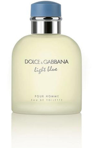 Dolce & Gabbana Light Blue Tester 4.2 Edt Sp For Men