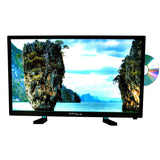 Artica AR2218 22-inch Led TV with DVD player HD Combo Digital Analog AC/DC 12V