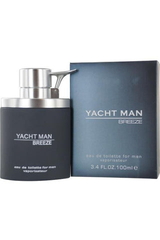 Yacht Man Breeze 3.4 Edt Sp