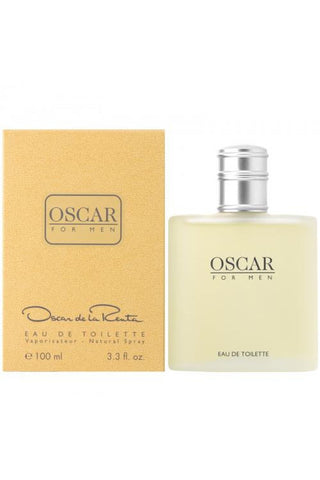 Oscar 3.4 Edt Sp For Men Yellow