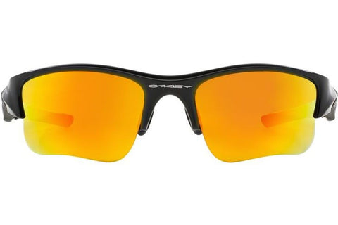 Oakley 9009 Men's Flak Jacket Rimless Sunglasses
