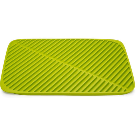 Joseph Joseph 85086 Flume Folding Draining Mat, Small, Green