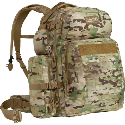 Camelbak 62594 BFM 3L Mil Spec Antidote Hydration Pack, MultiCam